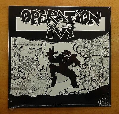 "OPERATION IVY ""Energy"" Vinyl LP NEW SEALED MINT Green Day Rancid NOFX Ska PUNK ♫"