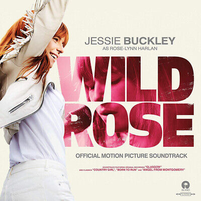 Jessie Buckley : Wild Rose CD (2019) ***NEW*** FREE Shipping, Save £s