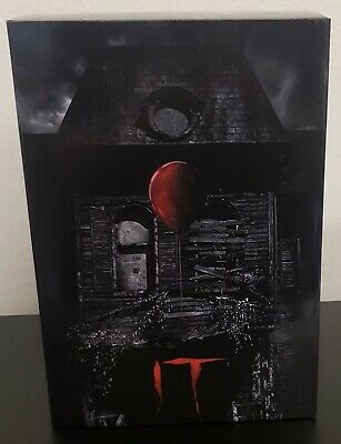 NECA Ultimate Pennywise Well House IT 2017 Figure Stephen King Reel Toys