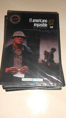 Dvd El Americano Impasible (The Quiet American)