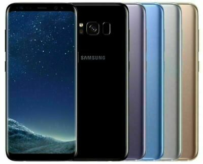 Brand New Samsung Galaxy S8 Plus G9550 6.2'  4+64GB Dual Sim Smartphone Mobile