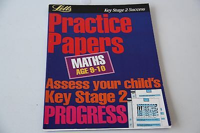 Letts Practice Papers KS2 Maths Age 9-10 - Key Stage 2 Success