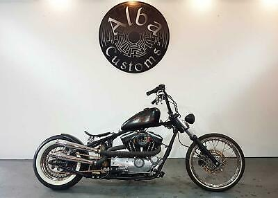 Harley Davidson 1200C 1992 BOBBER, SHOW WINNER, CHOP, CUSTOM NEW BUILD- 1992
