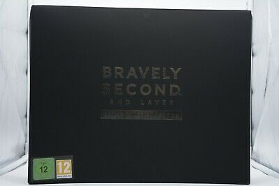 Bravely Second End Layer Deluxe Collector´s Edition Nintendo 3Ds. Nuevo