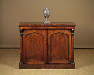 Antique Regency Rosewood Chiffonier c.1825.