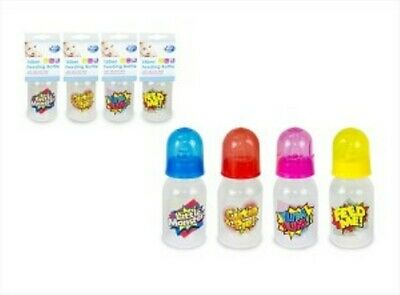 First Steps Slogan Baby Feeding Bottle 150ml