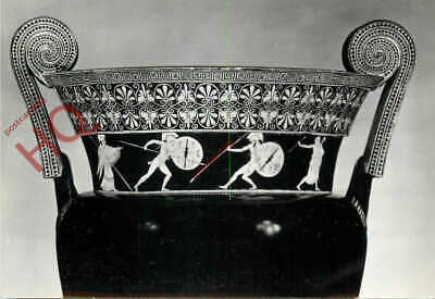 Picture Postcard::British Museum, Attic Red-Figured Krater, Found At Caere