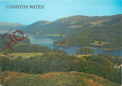 Picture Postcard:-Coniston Water, From Beacon Crag