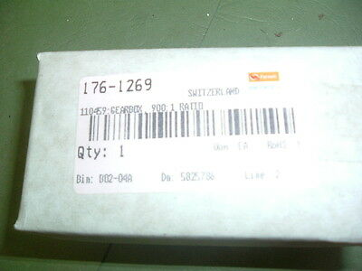 Maxon Gearbox 110459.... 900:1 Ratio.... Farnell 1761269.........New Sealed Pack