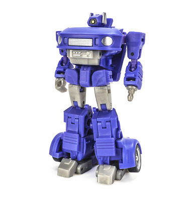 Transformers Newage NA H2P Cyclops mini Shockwave figure toy limited in stock