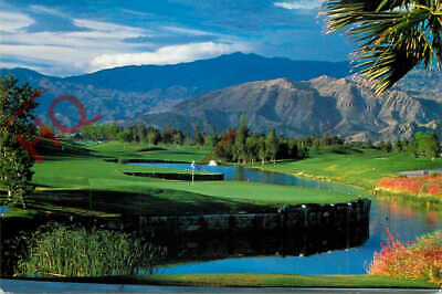 Picture Postcard; Rancho Mirage, The Westin Mission Hills Resort