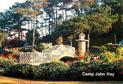 Picture Postcard~ Philippines, Baguio City, Camp John Hay