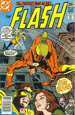 Flash 262 Dc American Comic