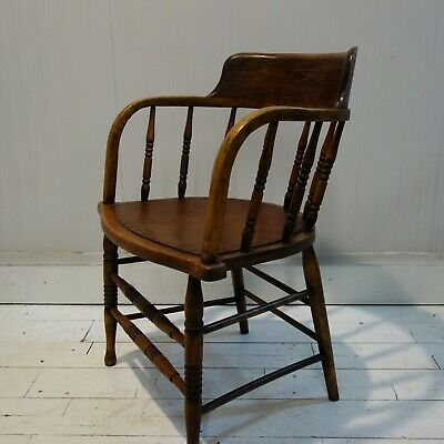 1890's English Captains Chair