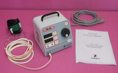 Zimmer ATS 750 Automatic Surgical Tourniquet System New Tubing & Stryker Cuff