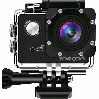 5 Action Gopro Hero Full HD 1080P Sports Waterproof Camera 12MP 170 Degree