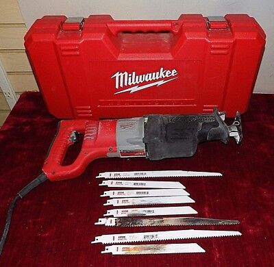 Milwaukee 6520 21 >> Milwaukee 6520 21 13 Amp Sawzall Orbital Reciprocating Saw 59 99