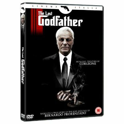 The Last Godfather [Cinema Italia] [DVD] - DVD  8SVG The Cheap Fast Free Post