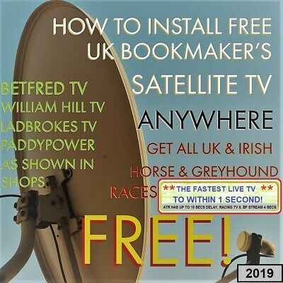 Betfair Horse Racing Trading - How to get NO DELAY TV RACES FOR FREE *PDF*