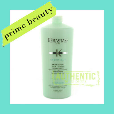 Kerastase Specifique Bain Divalent Balancing Shampoo 34oz 1000ML NEW