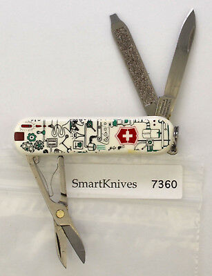 Victorinox Classic SD Swiss Army knife Iron Factory-  retired, excellent #7360