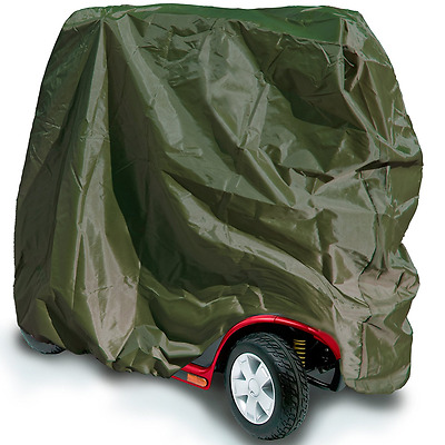 Heavy Duty Cover for Mobility Scooter , Large Lightweight Protective Rainproof