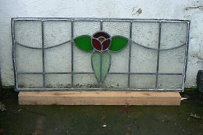 Stained Glass Panel X 3