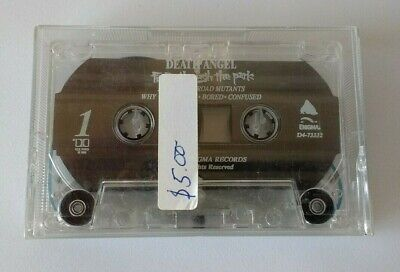 Death Angel Frolic through the Park [Cassette Tape 1988] Tape Only No Insert