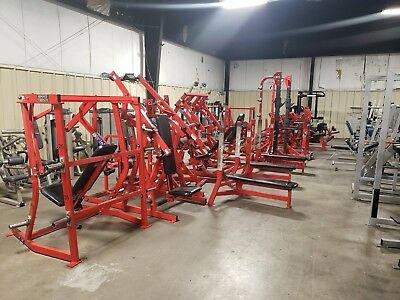 LIFE FITNESS / Hammer Strength Gym Package - $59,995 00