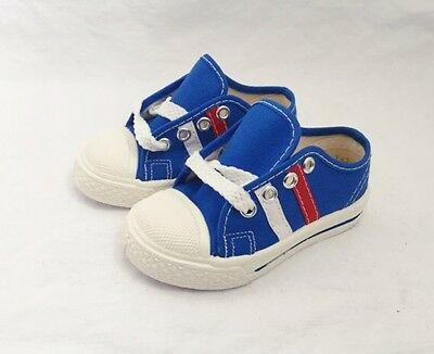 toddler canvas sneakers size 5C NIB deadstock vintage made in usa 70s NOS