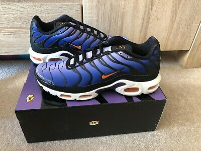 size 40 a4550 3ec8b 100% Original Nike Air Max Plus Tn Tuned 1 OG Haifisch Gr. 44 Purple