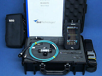 Bird Technologies SK-4000TC SiteHawk SK-4000-TC Cable and Antenna Analyzer