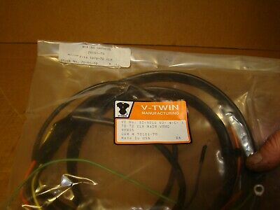 HARLEY SPORTSTER WIRING Harness New Main XLH 70151-70 1970-72 ... on 2005 sportster wiring harness, triumph bonneville wiring harness, 1989 sportster wiring harness, street glide wiring harness, harley sportster headlight wiring, 2004 sportster wiring harness, ironhead sportster wiring harness, suzuki wiring harness, harley bobber wiring harness, yamaha wiring harness, harley twin cam wiring harness, chopper wiring harness, electra glide wiring harness, harley shovelhead wiring harness, honda wiring harness, harley davidson wiring harness, harley softail wiring harness,