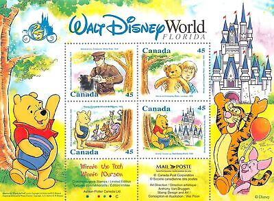 Lot of 36 Worldwide MNH Mint Never Hinged Winnie the Pooh Stamps #138203 X