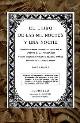 Las Mil y una Noches, Cuentos, eBook, ePUB/PDF/MOBI Volumen 1,2,3. Libro Digital