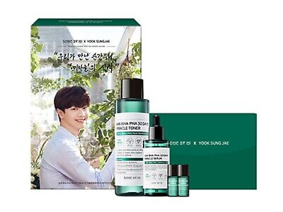 [Somebymi] Aha/bha/pha 30Days Miracle Toner&serum Limited Edition