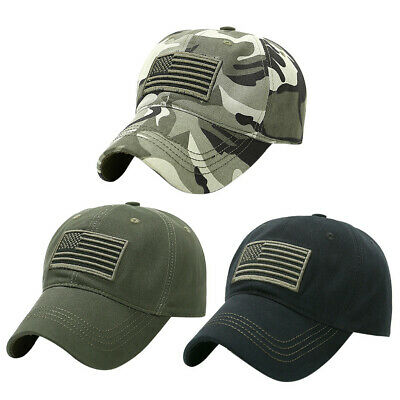 dfb7b4f86671dd Unisex Trucker Special Tactical Operator Forces USA Flag Patch Baseball  Army Cap