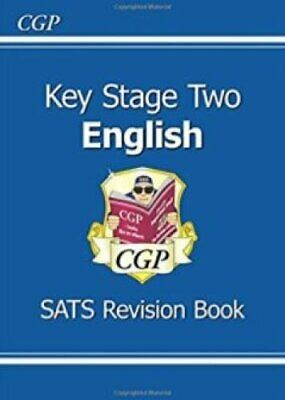 KS2 English SATS Revision Book (for the 2019 tests) by CGP Books 9781841461502
