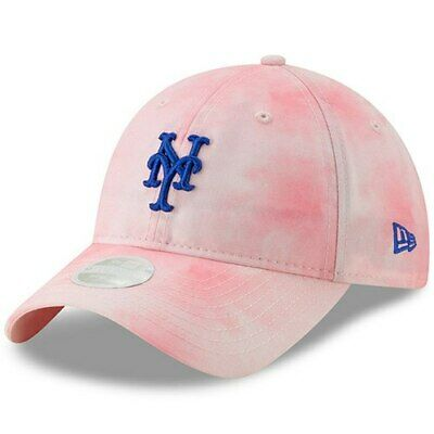 95a91066583 New York Mets New Era Women s 2019 Mother s Day 9TWENTY Adjustable Hat -  Pink