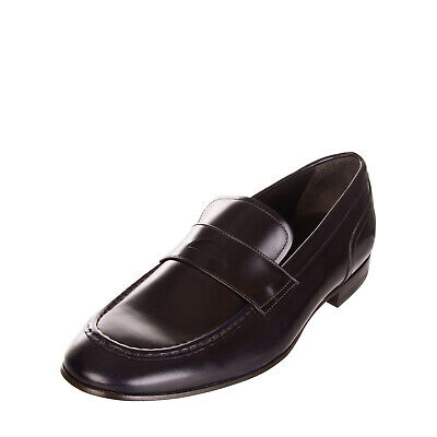 3dfd78154f1 ... Driver s Suede Shoes 9.5 43 Nero Black New.