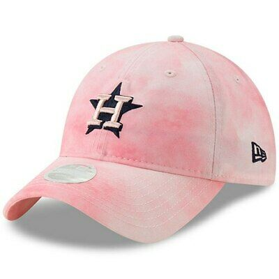 4354e8b90 Houston Astros New Era Women s 2019 Mother s Day 9TWENTY Adjustable Hat -  Pink