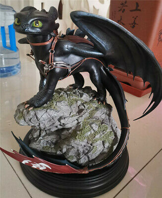 How to Train Your Dragon Toothless Statue Resin Model GK Gifts Pre-order