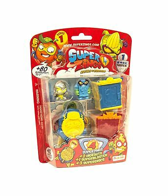 Magic Box MBXSZ1P0600 SuperZings Series 1 Rivals of Kaboom Blister Action Fig...