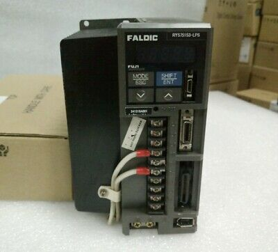 New In Box Fuji Servo Drive RYS751S3-LPS