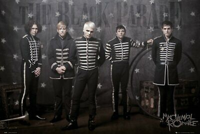 My Chemical Romance - Black Parade Maxi Poster