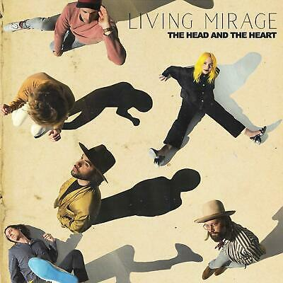 The Head and the Heart- Living Mirage CD ALBUM NEW (16TH MAY)