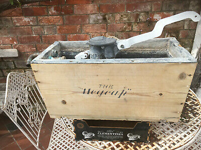 Antique Wooden High Level Toilet Cistern