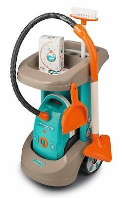 Smoby Rowenta 7600330306Vacuum Cleaner Silence Force