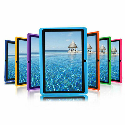 """7"""" Inch Android Tablet 16GB Quad Core 4.4 Dual Camera Bluetooth Wifi GPS Tablet"""