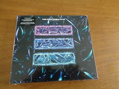 Two Door Cinema Club - Gameshow - New CD Album free postage uk